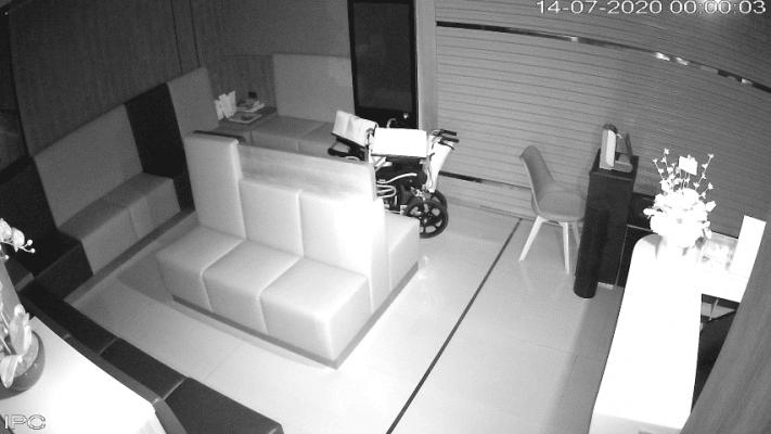 DayNight กับ IR Camera